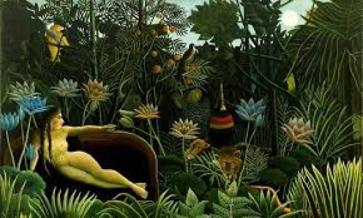 Dreams and Dreamers: Rousseau