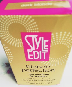 Save your selfies and self esteem: cover your roots with Style Edit blonde perfection