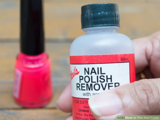 Here's how to save a clumping polish