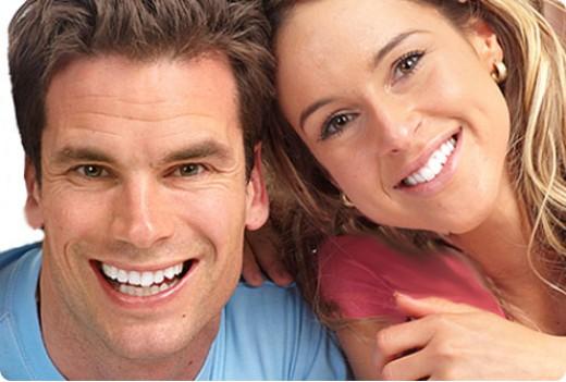 A better and brighter smile expresses not only feeling of happiness but also a healthier you.