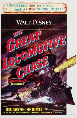 Film Review: The Great Locomotive Chase
