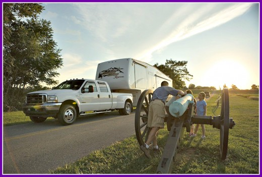 How you plan to use your RV will determine what you will want to buy.