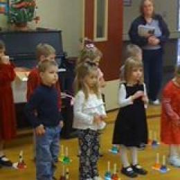 Preschool Choir and Handbells