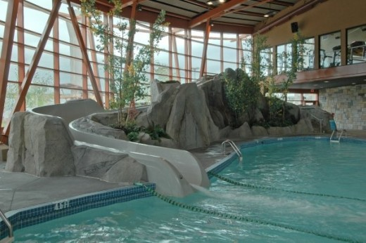 Amazing amenities for a four-star hotel near Vancouver airport.