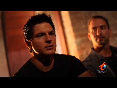 Zac Bagans pursuing ghosts and demons even though he knows its harmful.