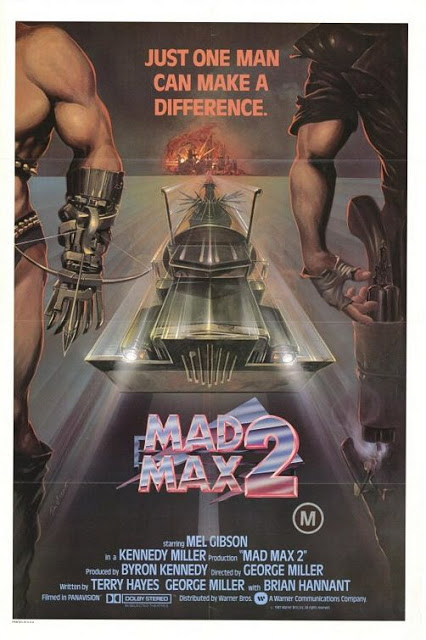 """Poster for """"Mad Max 2"""""""