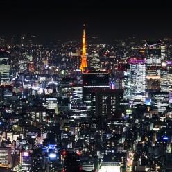 Nights in Japan - Tokyo