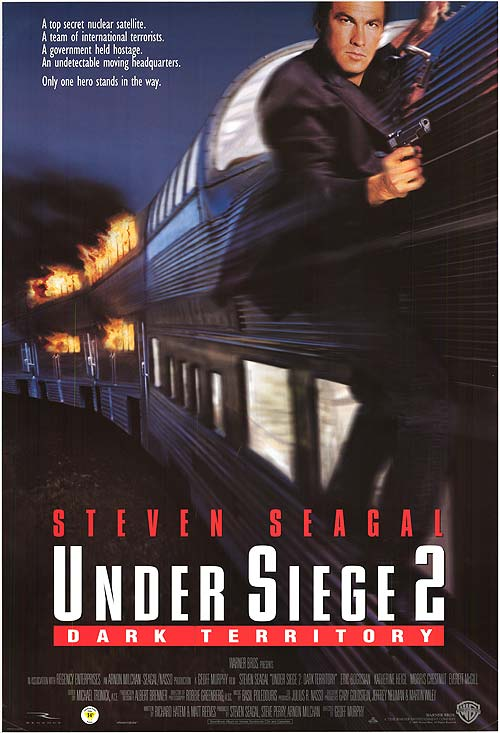 "Poster for ""Under Siege 2: Dark Territory"""