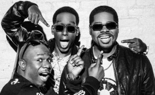 New jack swing group Boyz II Men combined hip hop beats with the vocal styles of rhythm and blues.