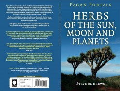 Herbs of the Sun, Moon and Planets is a new book published by Moon Books