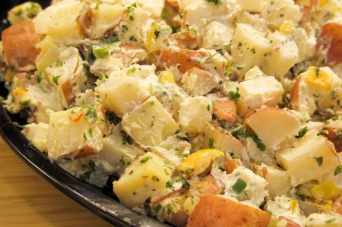 Perfect Potato Salads