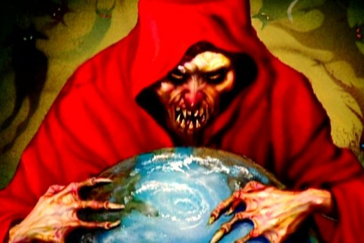Satan as the ruler of Earth?