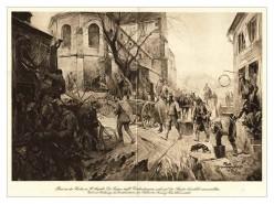 Saint-Souplet, World War One: Felix Schwormstaedt.