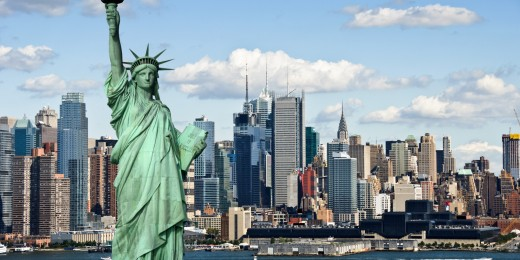 Statue of Liberty: New York City Tourism