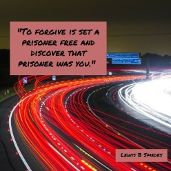 How To Forgive Is Part of Christian Living - Forgiveness Sets You Free