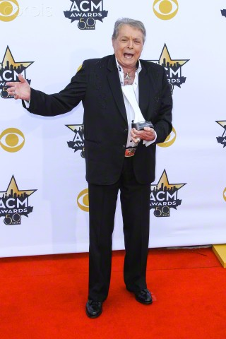 Mickey Gilley former  owner of Gilley's,  the biggest nightclub  in Teas.