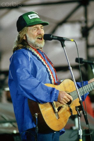 "Willie Nelson helped with the  ""Outlaw Music Movement."""