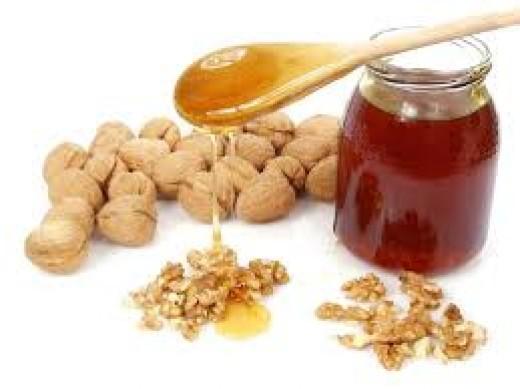 Honey & Almond