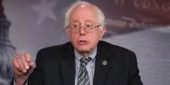 Bennie Sanders Speaks Out