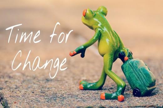Process of behavioral change