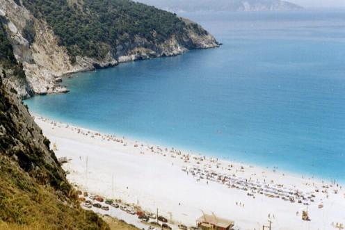 Mytros beach Cephalonia