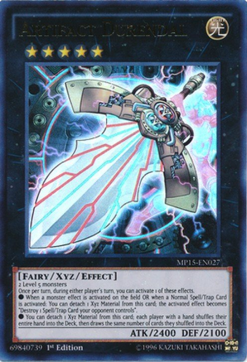 Yu-Gi-Oh: Top 6 Xyz Monsters