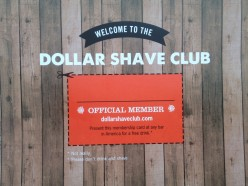 My Experience With Dollar Shave Club.