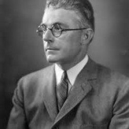 J. B. Watson (1878-1958), the founder of Behaviorism