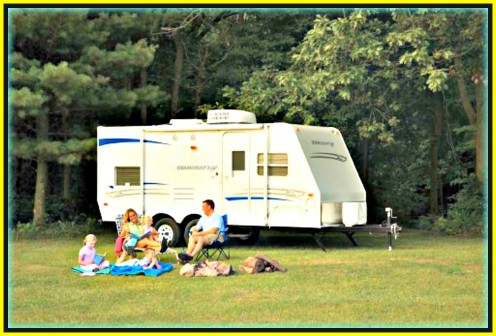 A properly packed and loaded RV sits level, drives safely and is comfortable to use.