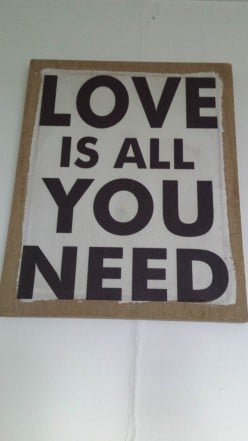 Everybody Get Together Try to Love One Another Right Now