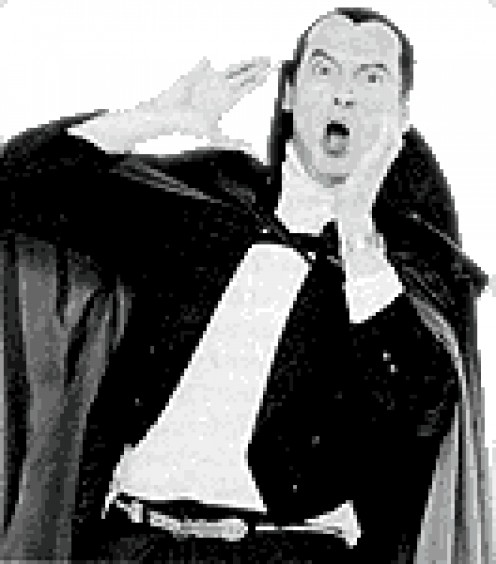 "Another SCTV favorite, Joe Flaherty as Count Floyd on Monster Chiller Horror Theater, where the films are so bad it's ""Real scary, kids,"""