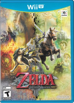 The Legend of Zelda Twilight Princess HD review. Is this HD remake any good.