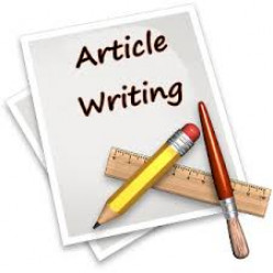 Points To Note When Writing an Article