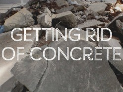 How to Dispose of Old Concrete