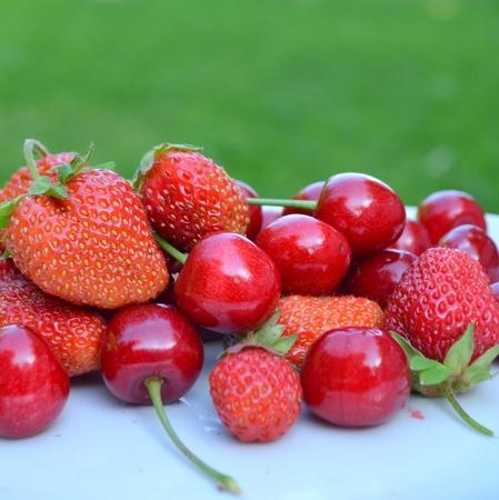 Fresh fruit is healthier than juice