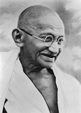 Gandhi Who Coined 'Harijans'