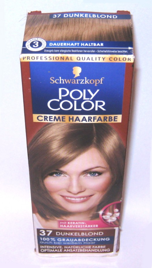 Although marketed exclusively for women, permanent dyes are for men too.