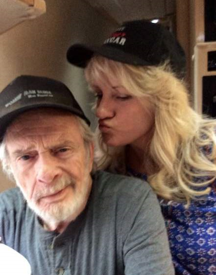 Merle and Theresa