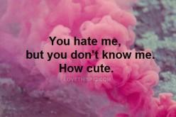 Do You Know Me?