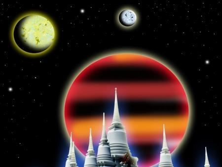 Seeking out strange new worlds