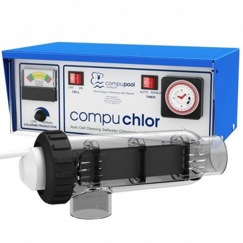 Compu Pool CPSC Salt Water Chlorinator Generator