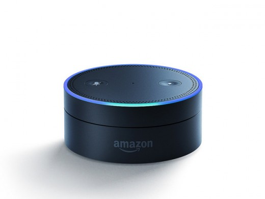 Amazon Echo  - Magazine cover