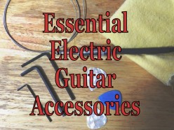 10 Essential Electric Guitar Accessories for Beginners