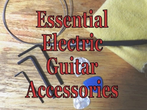 Gadgets and gear all new guitarists need.