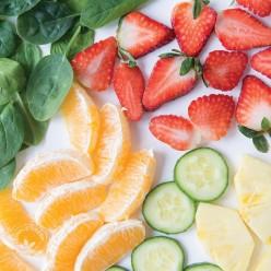 Vegan 1 Minute Healthy Green Smoothie