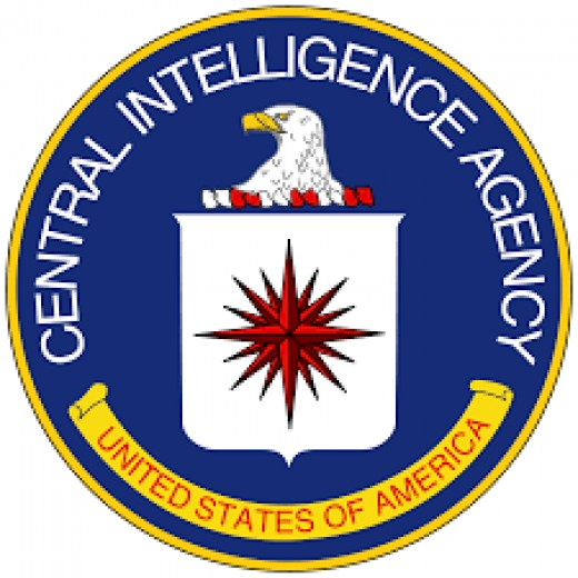I suspect the spook came from the CIA. The CIA does the bidding of Israel and the illuminati.