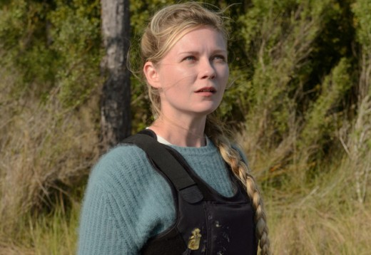 Kirsten Dunst as Sara, Alton's mother and Roy's wife. Her performance was truly resonant especially in the last act.