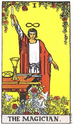 Tarot 101: The Magician