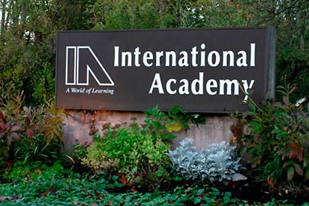 The International Academy.
