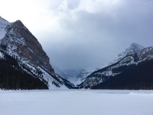 Tundra, Snow